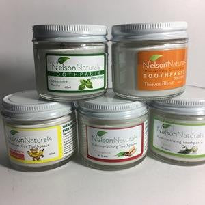 Nelson Naturals 5 Flavours available