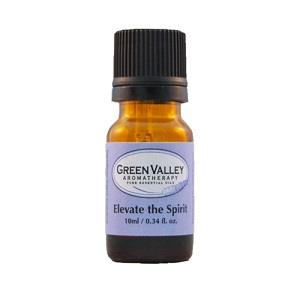 Elevate the Spirit Aromatherapy Blend by Green Valley Aromatherapy