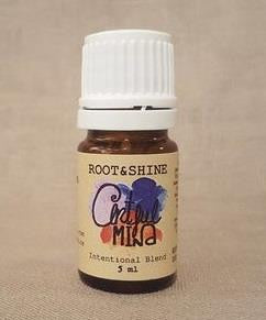 Root & Shine - Artful Mind - 5ml Organic & Wildcrafted Essential Oil Blend