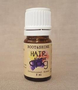 Root & Shine - Hair of the Dog - 5ml Organic & Wildcrafted Essential Oil Blend