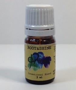 Root & Shine - Prana - 5ml Organic & Wildcrafted Essential Oil Blend