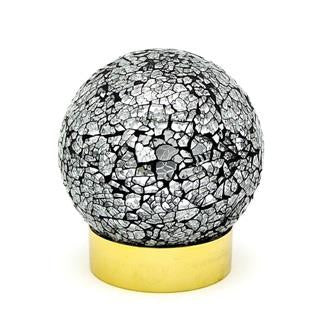 glass mosaic pet urn - starlight - medium