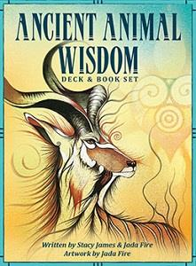 Ancient Animal Wisdom Oracle Deck and Book
