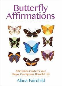 Butterfly Affirmations Deck by Alana Fairchild