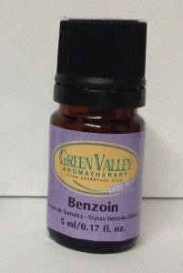 Benzoin essential oil by Green Valley Aromatherapy