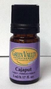 Cajaput essential oil by Green Valley Aromatherapy