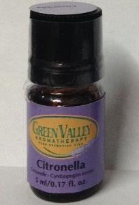Green Valley Aromatherapy - Citronella - 5ml