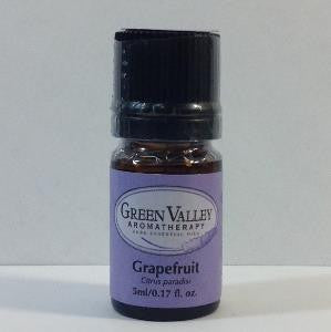 Green Valley Aromatherapy - Grapefruit - 5ml