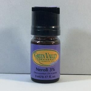 Green Valley Aromatherapy - Neroli Light 3% - 5ml