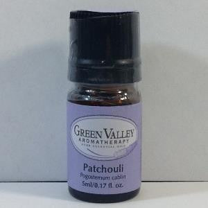 Green Valley Aromatherapy - Patchouli - Available in 2 sizes