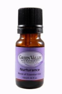 Nurturance, blend by Green Valley Aromatherapy.