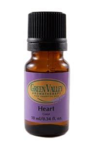 Heart by Green Valley Aromatherapy