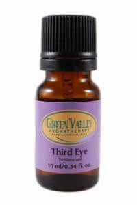Green Valley Essential Oil - Chakra - Third Eye - 5ml