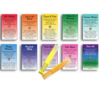 Colour Energy - Therapeutic Blends - 1 ml Vial