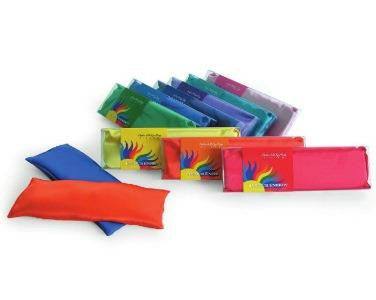 Colour Energy - Silk Eye Pillow - Rainbow Colours