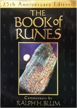 Book of Runes Set by Ralph H. Blum