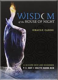 wisdom of the house of night oracles