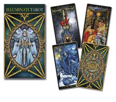 illuminati tarot kit