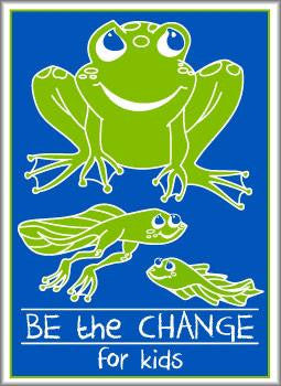 be the change deck for kids