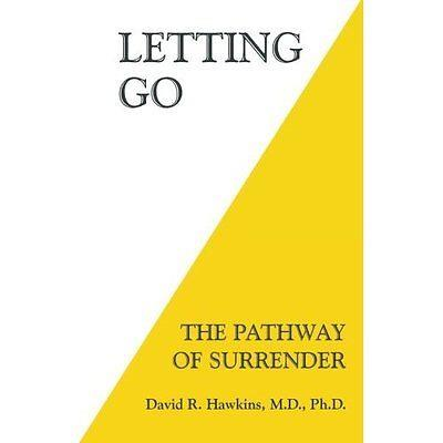 letting go the pathway to surrender