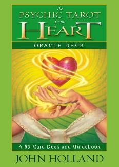 psychic tarot for the heart oracle cards decck