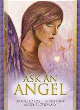 Ask an Angel Oracle Deck and Guidebook