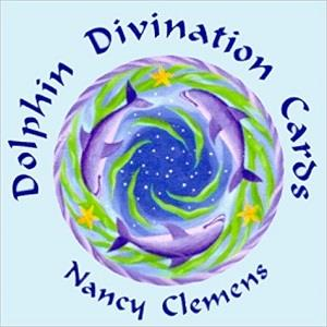Dolphin Divination Cards by Nancy Clemens