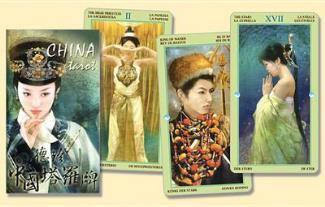 china tarot deck