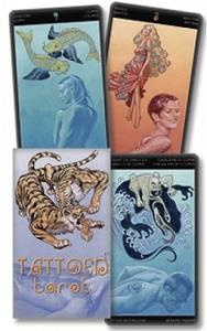 Tattooed Tarot Deck