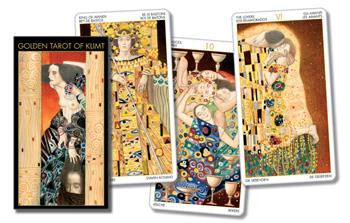 golden tarot of the klimt