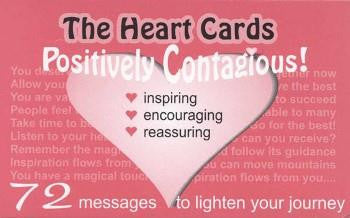 heart cards deck