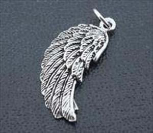 Pendant - Wing - Sterling Silver