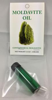 Moldavite Fragrance Oil - 1/4 oz