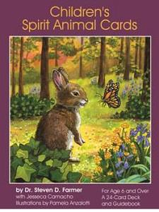 Children's Spirit Animal Cards