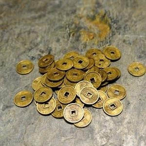 chinese coins 10mm
