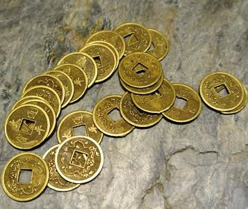 Chinese Coins 20mm