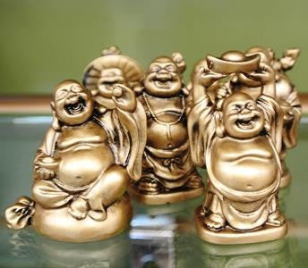 happy buddhas assorted