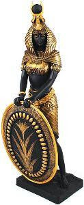 Egyptian Goddess Isis statue