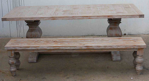 Superb Custom Reclaimed Wood Dining Benches Tables Made In Los Gmtry Best Dining Table And Chair Ideas Images Gmtryco