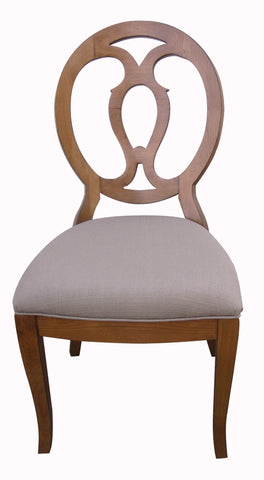 Axiom Open Back Chair