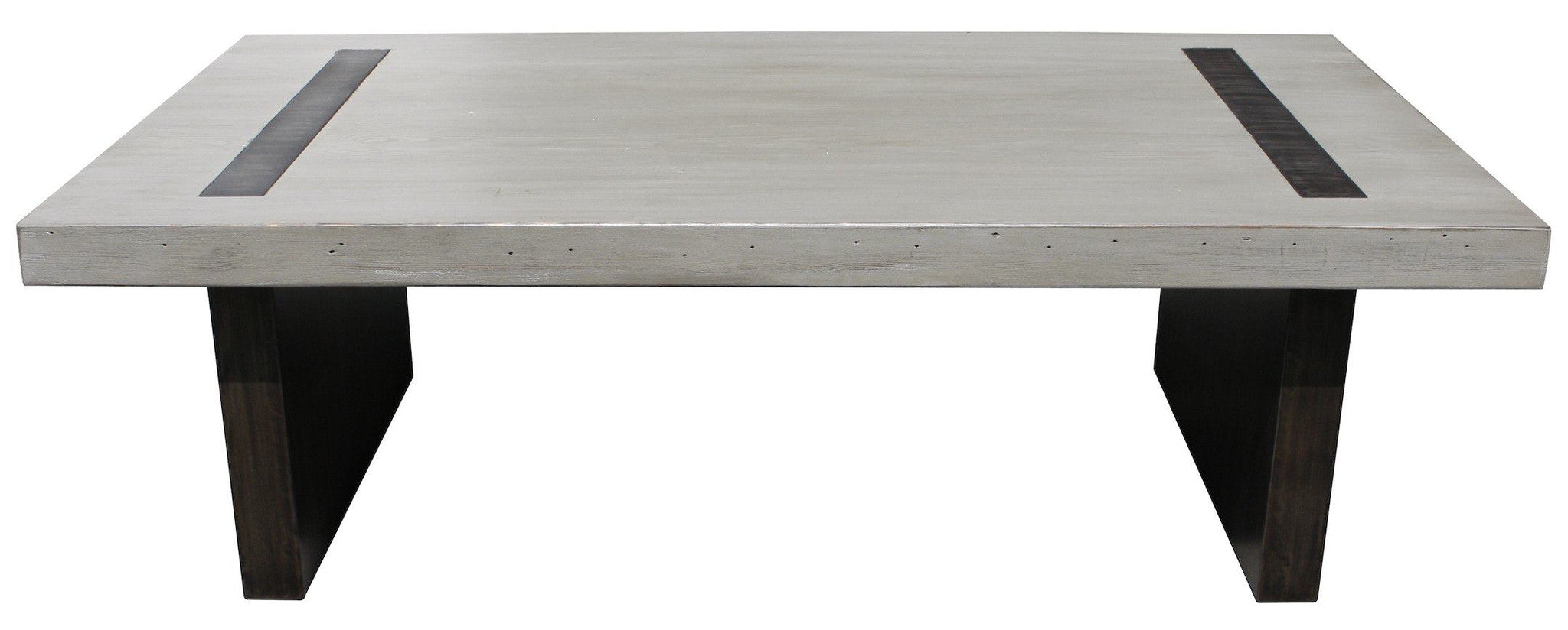 Daniel Industrial Coffee Table