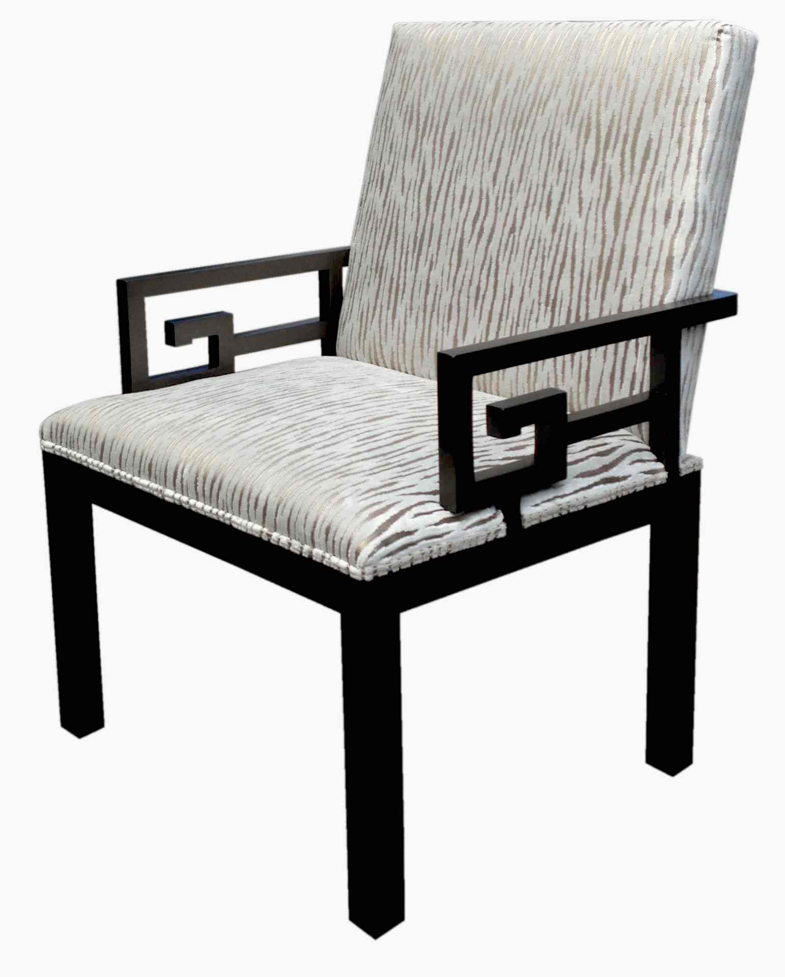 Greek Key Chair ...