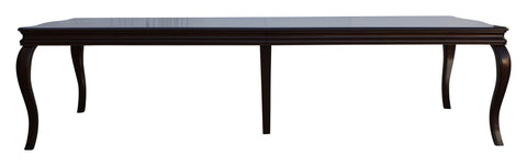 Custom Classic Kirkside Dining Table with Cabriole Legs
