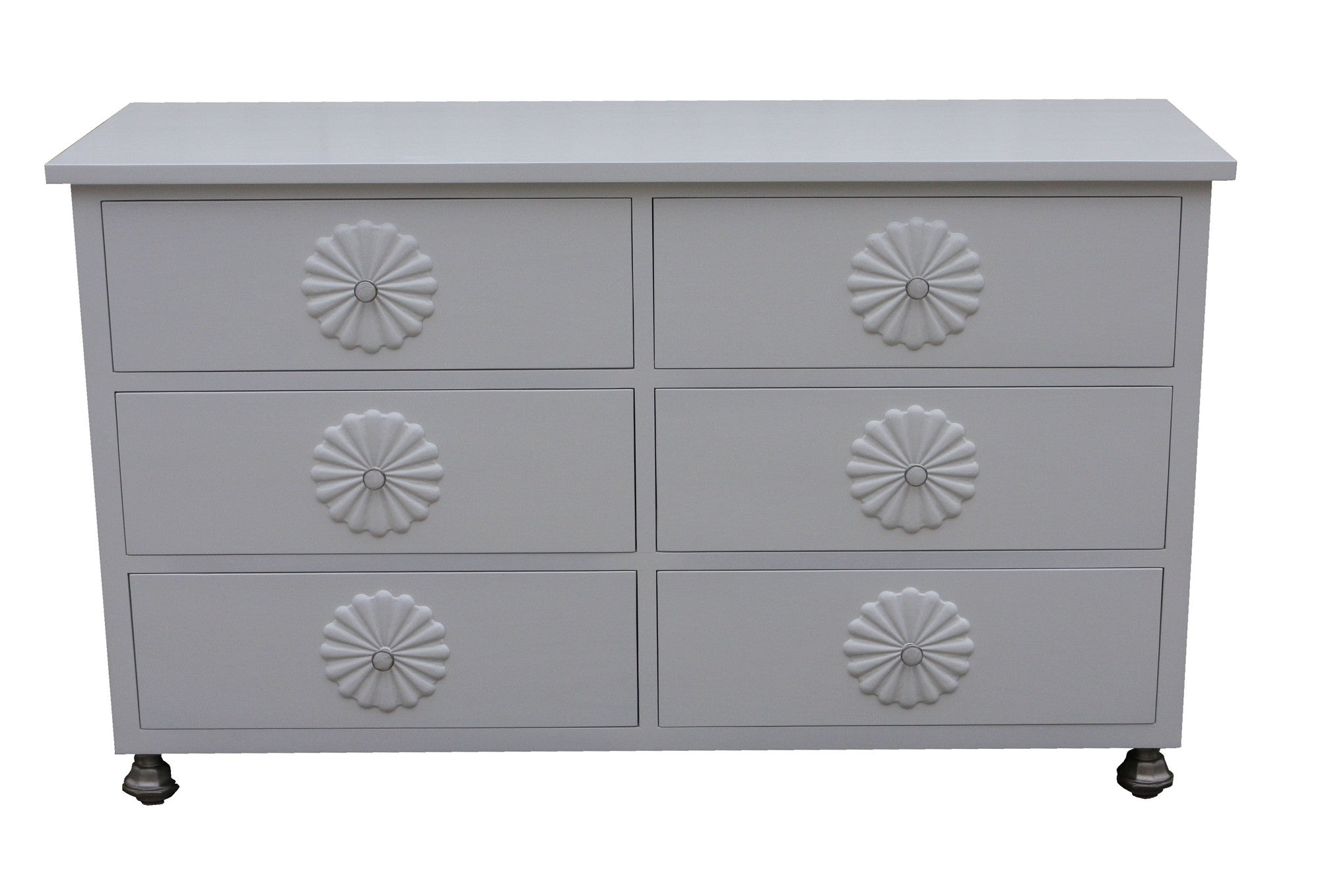 Cottage White Dresser