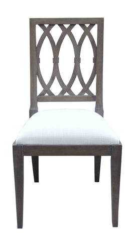 Amelia Oval Back Side Chair