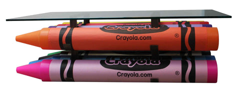 Custom Jumbo Crayon Coffee Table