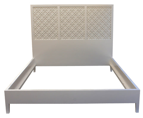 Istanbul Moroccan Laser Panel Bed