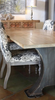 Industrial Machine Base - Roberto Dining Table