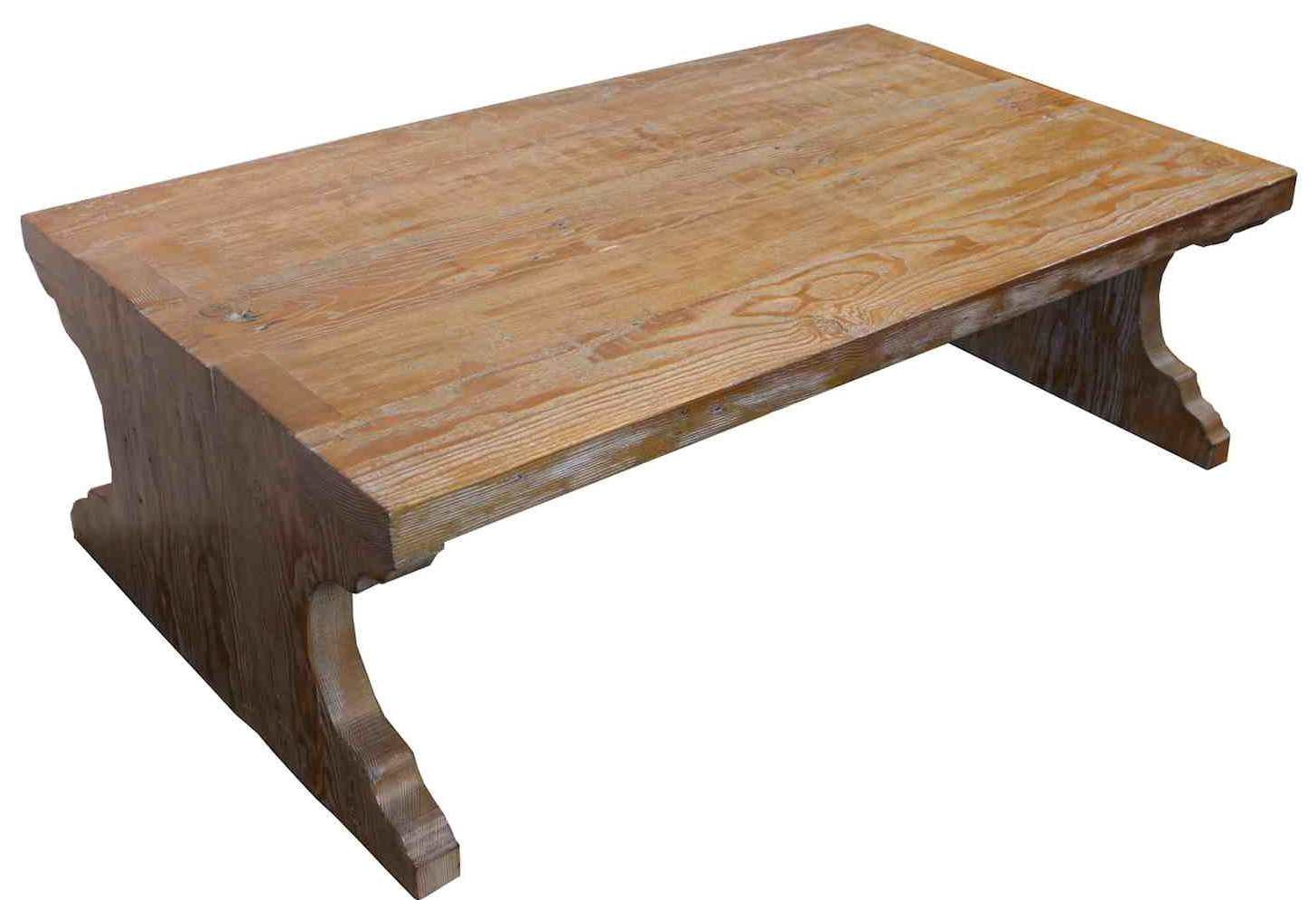 Abbey Reclaimed Wood Coffee Table