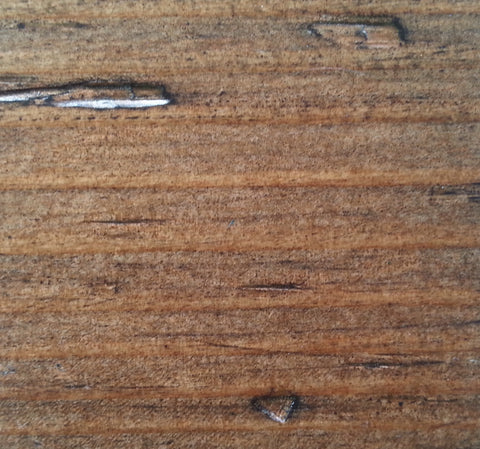 Antique Brown Dark on Reclaimed Douglas Fir